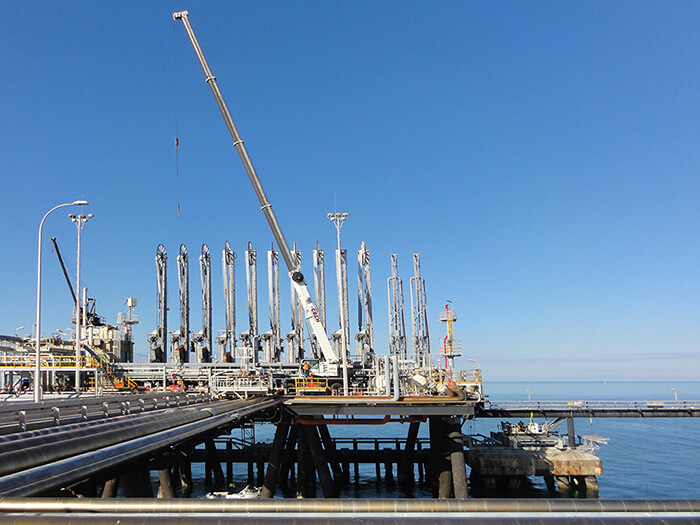 CBCH Crane Hire Major Projects