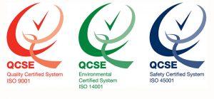 QCSE Certifications